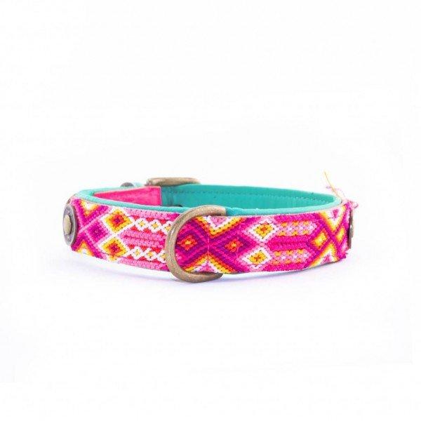 DWAM - Hundehalsband Rose 2,5