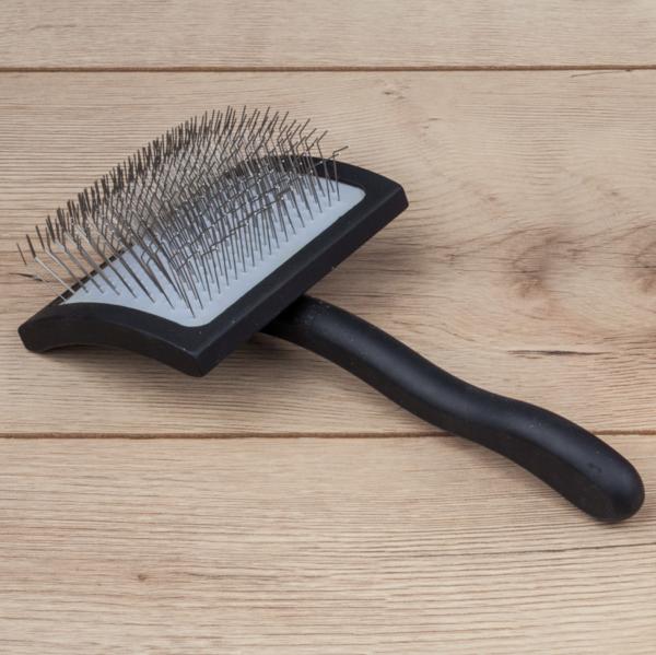 Big K Slicker Brush - BLACK