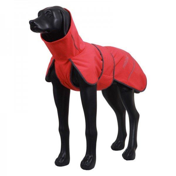Rukka - Wind Thermal Jacket - Coral Red