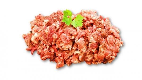 Rind - Innereien-Fleisch Mix