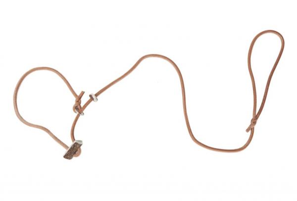 Moxonleine Leder - 6 mm - Zugbegrenzung