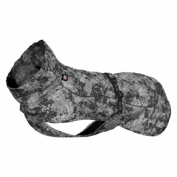 Hunde Regenmantel - Drizzle - Grau