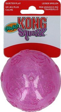 Kong - Squeezz Crackle Ball