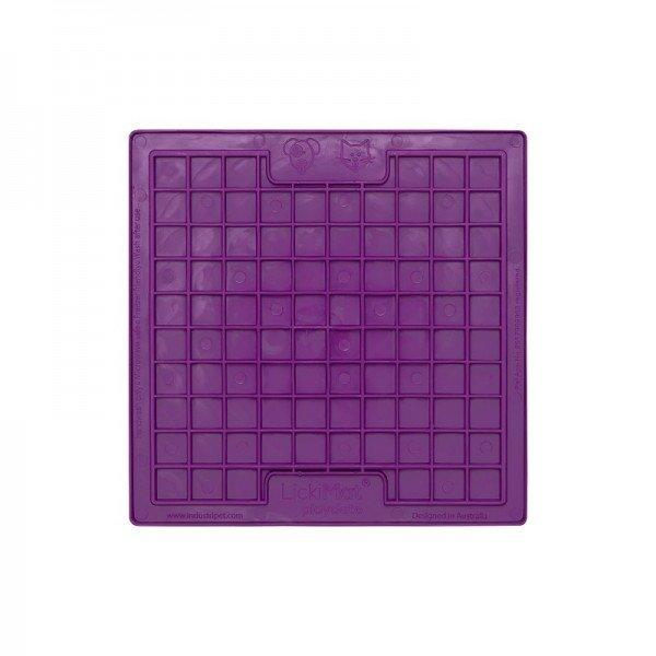 LickiMat Playdate Purple