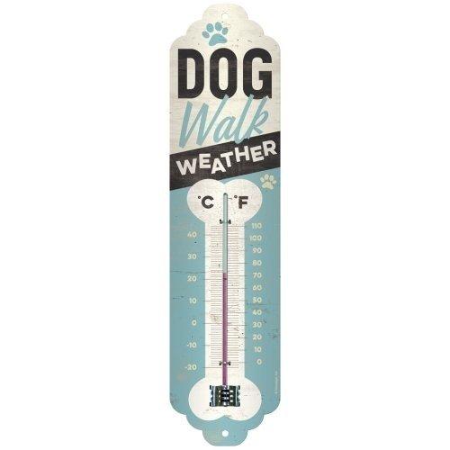 Pfotenschild - Dog Walker Weather - Thermometer