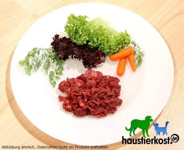 Pferdefleisch gewolft - Haustierkost