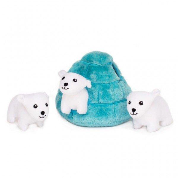 Zippy Burrow - Eisbären Iglu