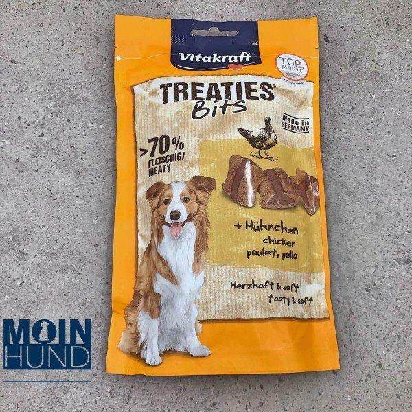 Treaties Bits Hühnchen Bacon 120g