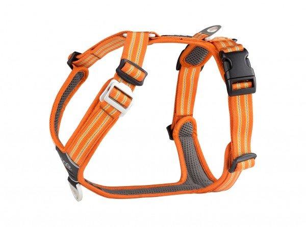 Comfort Walk Harness Air - Orange Sun