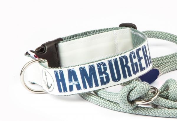 Halsband Größe XS Hamburger Jung