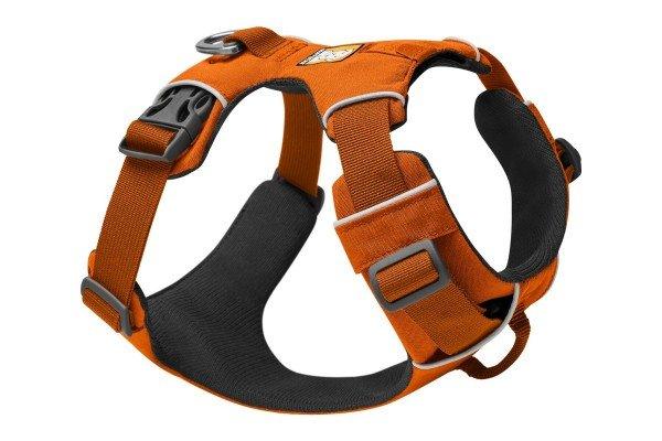 Ruffwear - Front Range Harness - Campfire Orange
