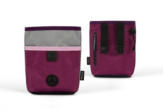 Scout & About - Deluxe Training Pouch - Wildflower
