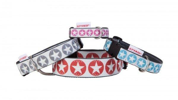 Halsband Stern Pink - XS