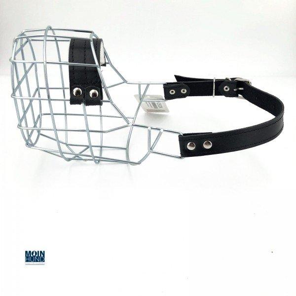 Safety First - Drahtmaulkorb Boxer Hündin