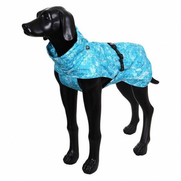 Hunde Regenmantel - Drizzle - Türkis