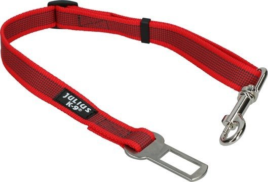 Seat Belt Adapter - rot