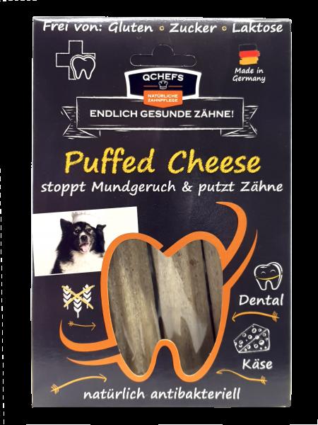 Puffed Cheese