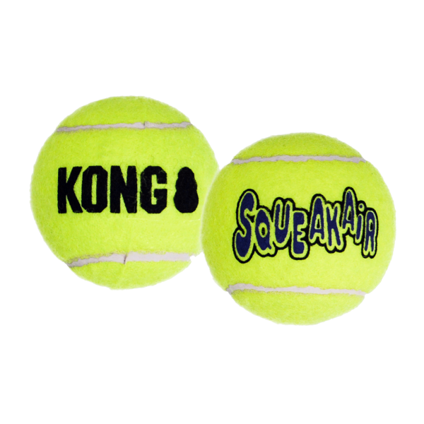 Air Squeaker Tennisball