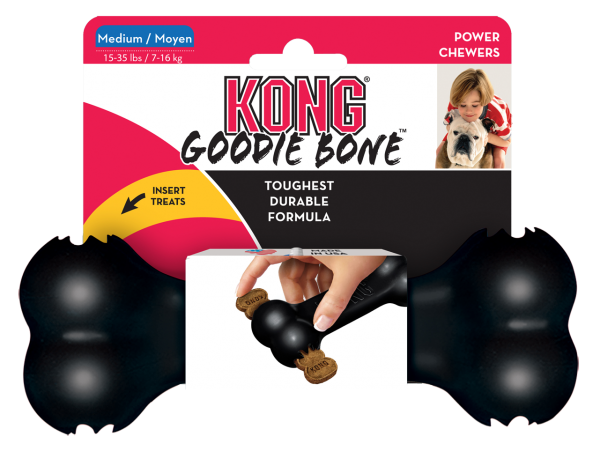 Kong - Extreme Goodie Bone