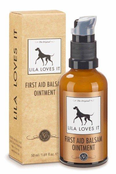First Aid Balsam