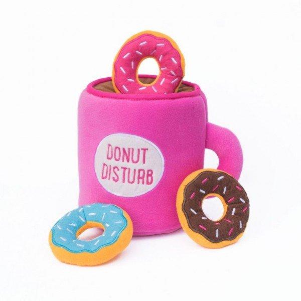 Zippy Burrow - Kaffee und Donuts