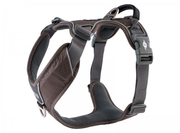 "Comfort Walk Pro Harness - ""VERSION"" 2020 Mocca"