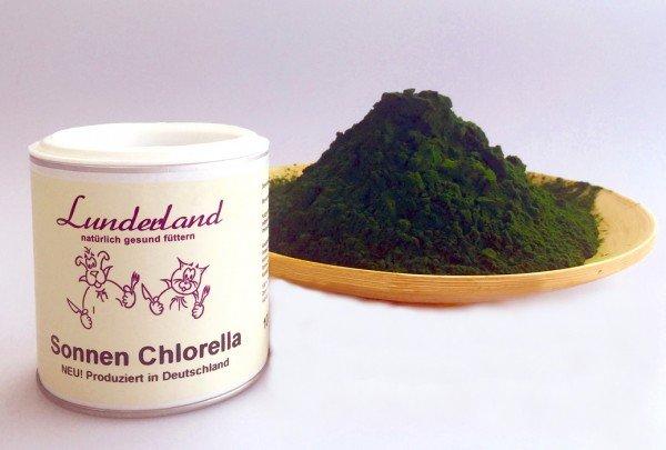 Sonnen-Chlorella