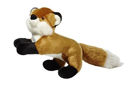 Fluff & Tuff - Hendrix The Fox
