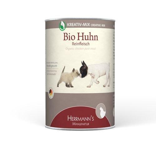 Herrmann´s Manufaktur Bio Huhn - Reinfleisch 400g