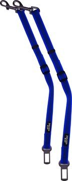 Seat Belt Adapter - blau