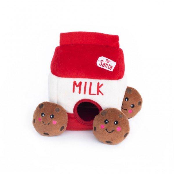 Zippy Paws - Zippy Burrows - Santa's Milch und Kekse